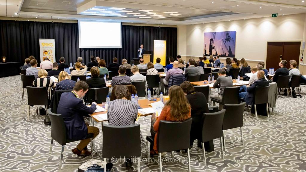 HEIJBLOM FOTOGRAFIE-Evenementenfotografie-Spryg-Vlaamse-Omgevingsvergunning-2017-overzicht-van-de-zaal
