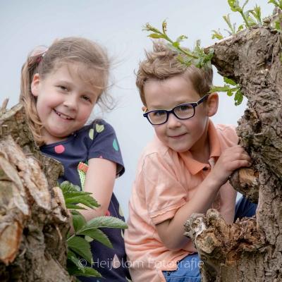 HEIJBLOM FOTOGRAFIE-Familiefotografie-Biesbosch-in-de-klimboom
