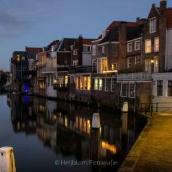 HEIJBLOM FOTOGRAFIE-Vrij-werk-Dordrecht-in-het-blauwe-uurtje