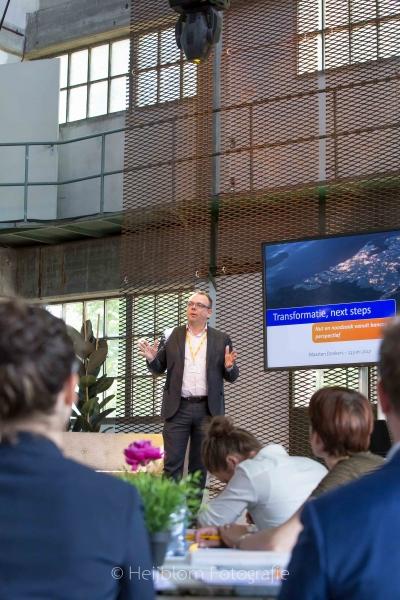 HEIJBLOM FOTOGRAFIE-evenementenfotografie-Spryg-spreker-Rabobank-in-Lijm-en-Cultuur-Delft