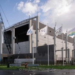 Heijblom-Fotografie-Bouwfotografie-voorkant-BMC-Moerdijk-met-vlaggen