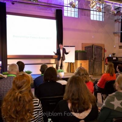HEIJBLOM FOTOGRAFIE-toespraak-Raymond-Gruijs-Baanzinnig-Coach-Event