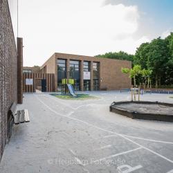 HEIJBLOM FOTOGRAFIE-bouwfotografie-schoolplein-Prins-Willem-Alexander-basisschool-Barneveld-Van-Vliet-Bouwmanagement