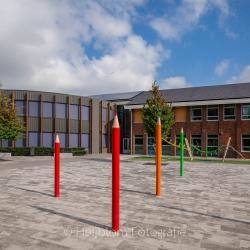 HEIJBLOM FOTOGRAFIE-bouwfotografie-schoolplein-Eben Haëzer school-Barneveld-Van-Vliet-Bouwmanagement